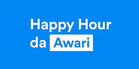 Happy Hour Awari - Jan 2020 ingressos