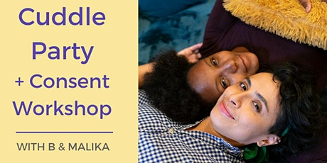 Cuddle Party + Consent Workshop tickets
