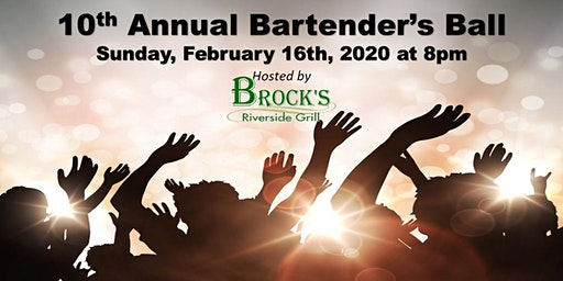 10th Annual Bartender's Ball