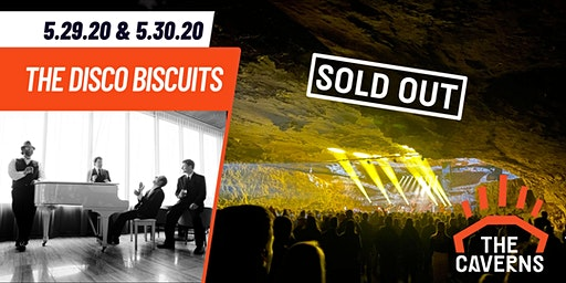 The Disco Biscuits in The Caverns - 2 Nights!