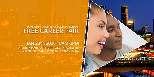 Over 100 JOBS! Free Career Fair and Networking Event