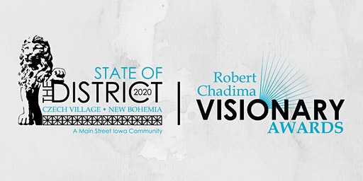 State Of The DISTRICT / Robert Chadima Visionary Awards