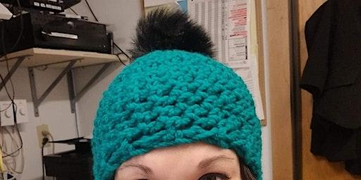 Finger Crochet A Hat Class