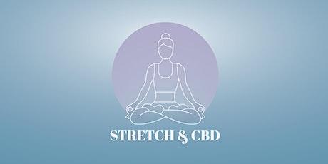 Stretch & CBD! tickets