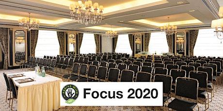Focus 2020 tickets