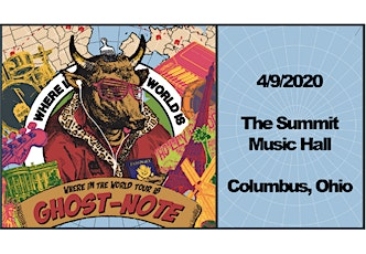 Ghost-Note at The Summit Music Hall tickets