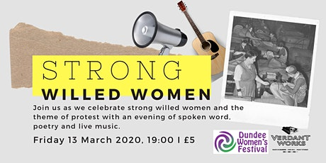 Strong Willed Women tickets