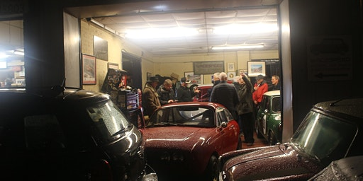 Mini Cooper Register: Yorkshire Region January meeting