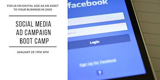 Social Media Boot Camp