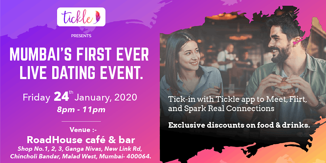 Tickle Live Dating Night