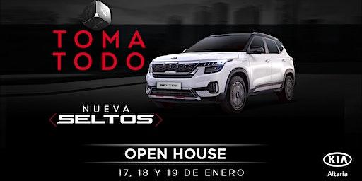 Open House Nueva KIA Seltos