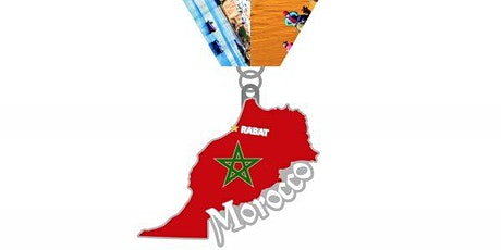 Race Across Morocco 1 Mile, 5K, 10K, 13.1, 26.2–Orlando tickets
