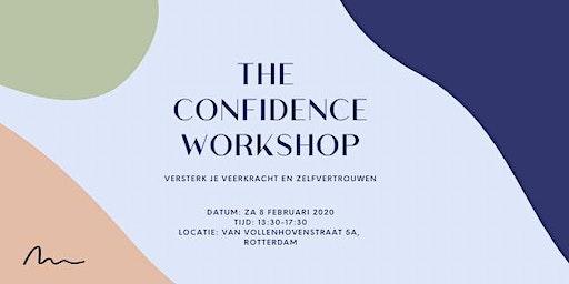 The Confidence Workshop: versterk je veerkracht en zelfvertrouwen!