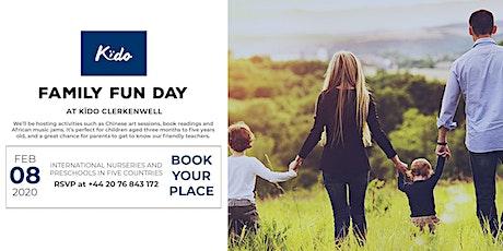 Kïdo Clerkenwell Nursery Fun Day tickets
