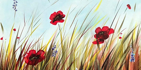Poppy Field Brush Party – Wantage tickets