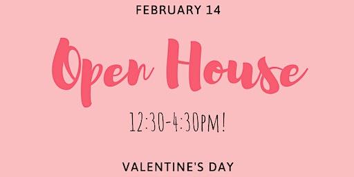 Valentine's Day Open House