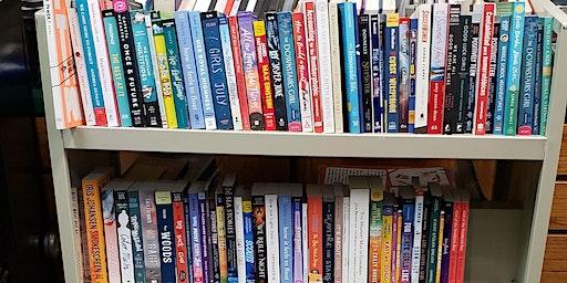 Middle Shelf Book Club: Read a Blind Date Book!