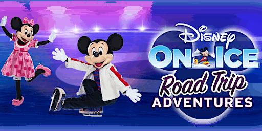 Disney on Ice Roadtrip Adventures: The UltimateTV Contest