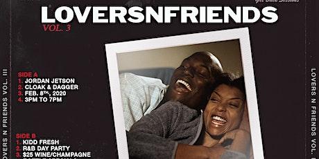 Lovers N Friends tickets