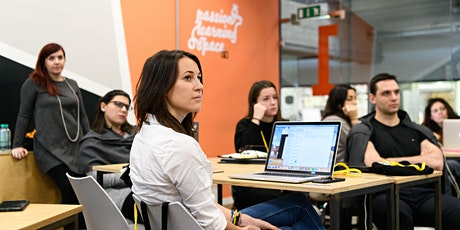 Open Day UX Design | Talent Garden Roma Ostiense biglietti