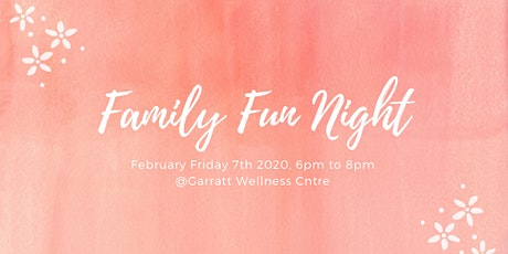 Family Fun Night - Valentine's + Lunar New Year Theme! tickets