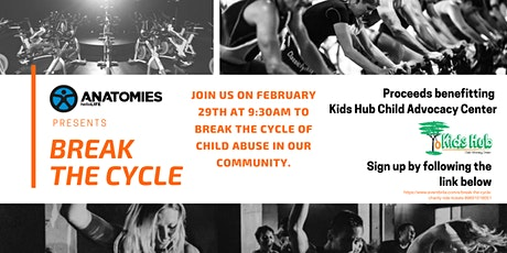 Break the Cycle Charity Ride tickets