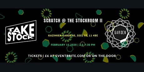 Scratch @ The Stockroom II tickets