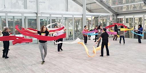 Free Indoor Ribbon Dance Classes