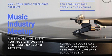 Music Industry Networking tickets