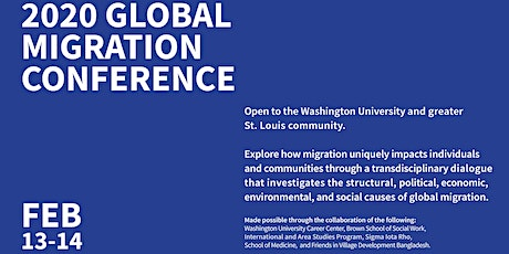 Violence and Conflict Panel - 2020 Global Migration Conference tickets