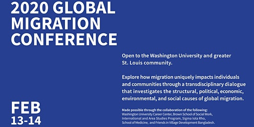 Violence and Conflict Panel - 2020 Global Migration Conference