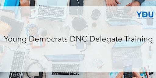 YDU DNC Delegate Training
