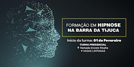Curso de Hipnose  - Barra da Tijuca - Rio de Janeiro ingressos