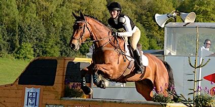 Dubarry Eland Lodge (2) British Eventing Horse Trials