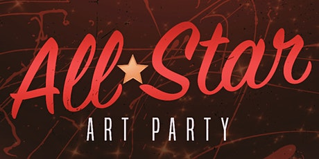 New Paint Presents: The All-Star Art Party & Showcase tickets