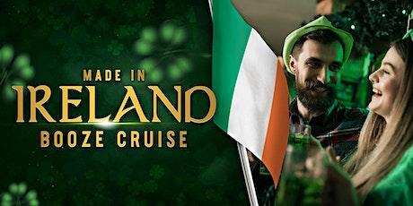 MADE IN IRELAND - NYC's #1 ST. PATRICK'S DAY CRUISE around Manhattan Skyline  tickets