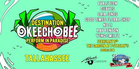 Destination  Okeechobee - Tallahassee tickets