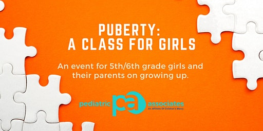 Puberty: A Class for Girls