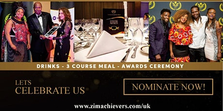 ZAA UK Gala Dinner - 10th Anniversary tickets