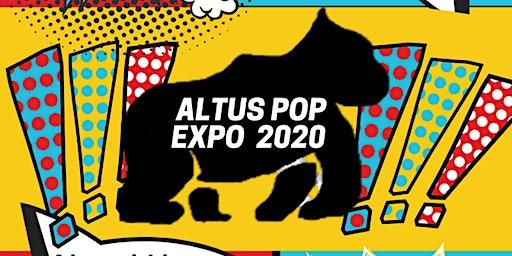 Altus Pop Expo