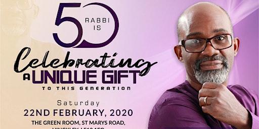RABBI @ 50