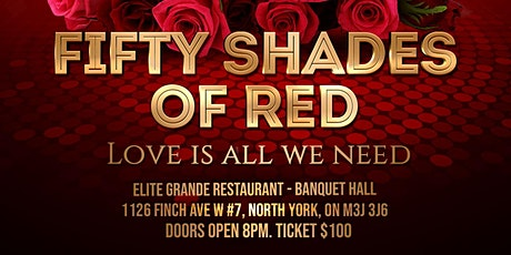 Fifty Shades of Red tickets
