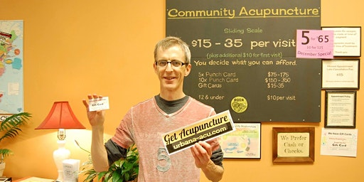Acupuncture + Community
