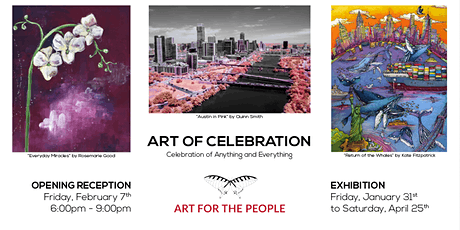 Art of Celebration Opening Reception tickets