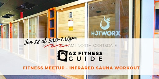 Fitness Meetup at HOTWORX Scottsdale