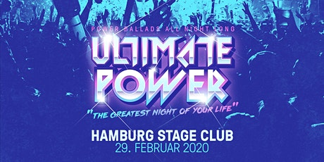 Ultimate Power Hamburg Tickets