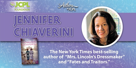 Authors at JCPL Presents: Jennifer Chiaverini (plus book giveaway) tickets