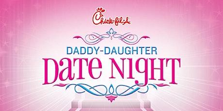 Chick-fil-A Bristol Daddy Daughter Date Night tickets