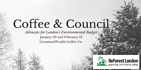 Coffee and Council tickets
