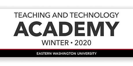 Instructional Technology and Design 2020 Winter Academy - Cheney tickets